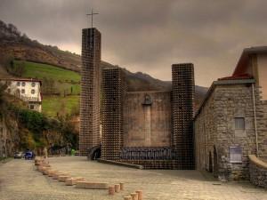 Santuario di Nuestra Señora de Arantzazu, Oñate