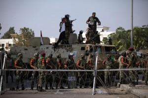 Egitto, manifestazioni a sostegno del presidente Mohammed Morsi