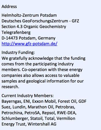 shale gas europe