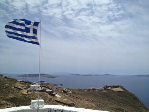 isole Cicladi, Grecia