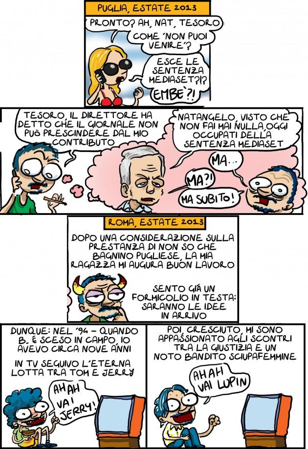 sentenza Mediaset