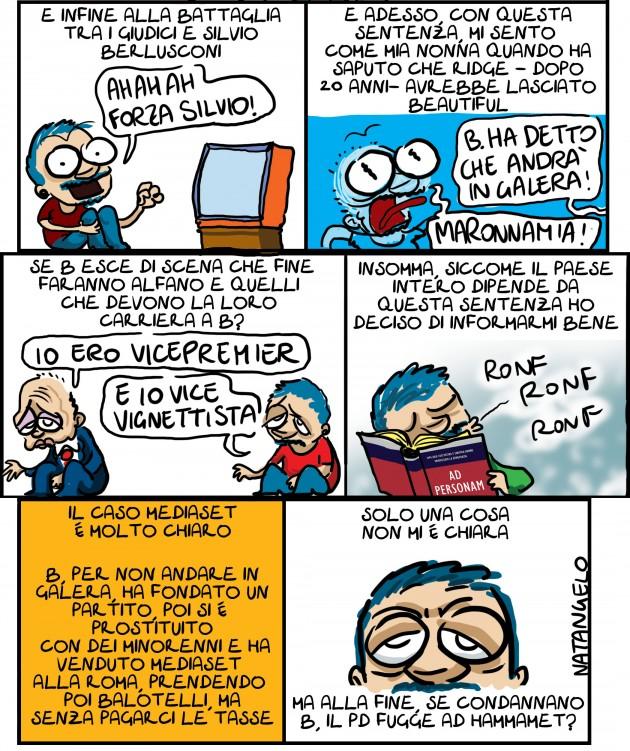 sentenza Mediaset1