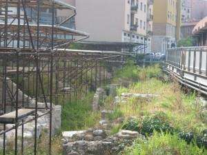 Ancona-reperti archeologici