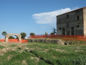 cupramartititma - archeologia