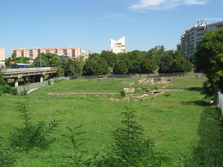 Spinaceto la villa romana un parco di erbe spontanee e for O giardino di pulcinella roma