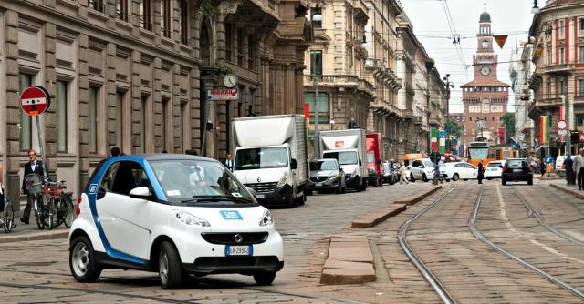 Car2go Milano