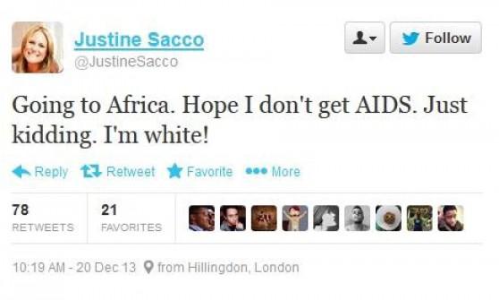Tweet-razzista