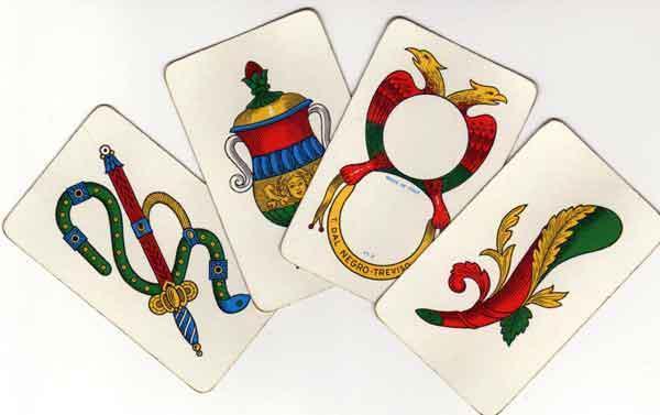 sognare uomo giochi di carte erotici