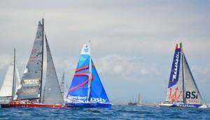 Cape2Rio Yacht Race - Maserati - partenza