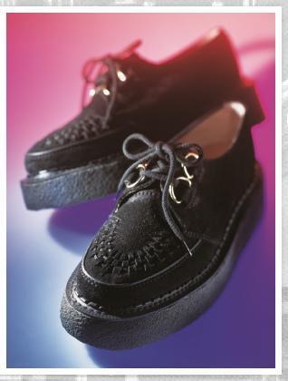 huge selection of 04ebb d87b3 Musica: la storia delle 'creeper', prime (e uniche) scarpe ...