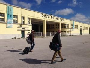 Porto de setubal, Lisbona