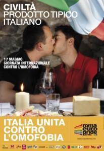 Giornata contro omofobia e transfobia 2014