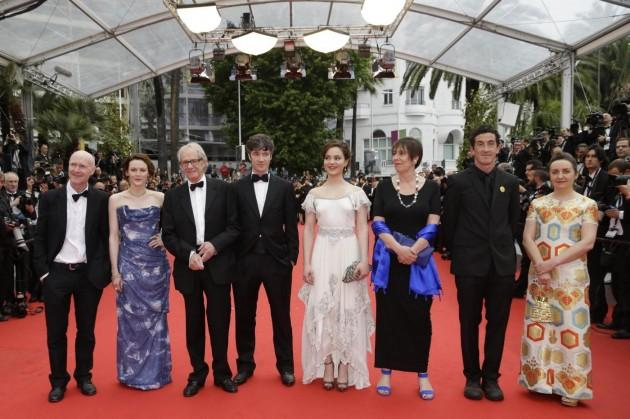 Festival di Cannes, red carpet del film 'Jimmy's Hall'