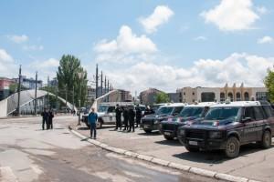 Mitrovica-barricate