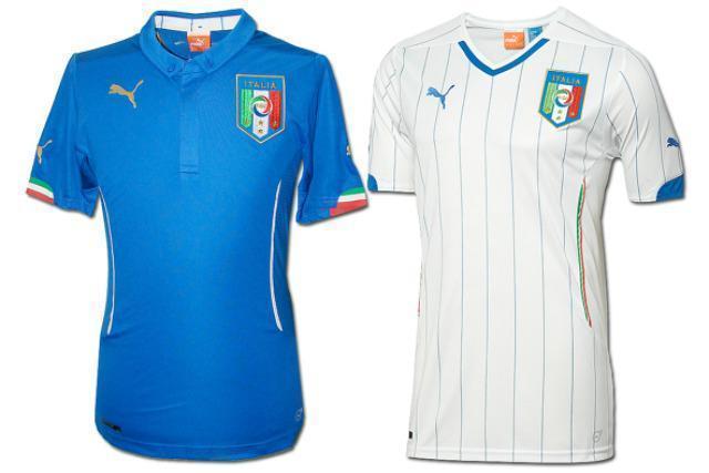 maglia italia completini