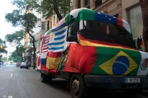 Brasile-camion
