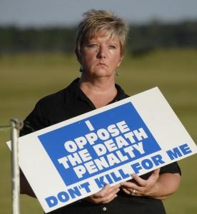 Florida, protesta contro la pena di morte