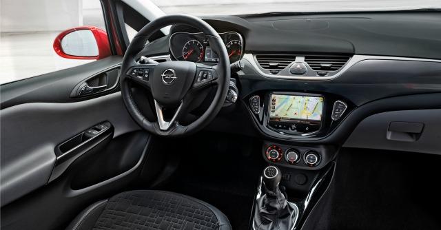 Opel Corsa 2014 La Prova Del La Quinta Serie