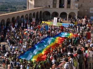 marcia della pace - Assisi